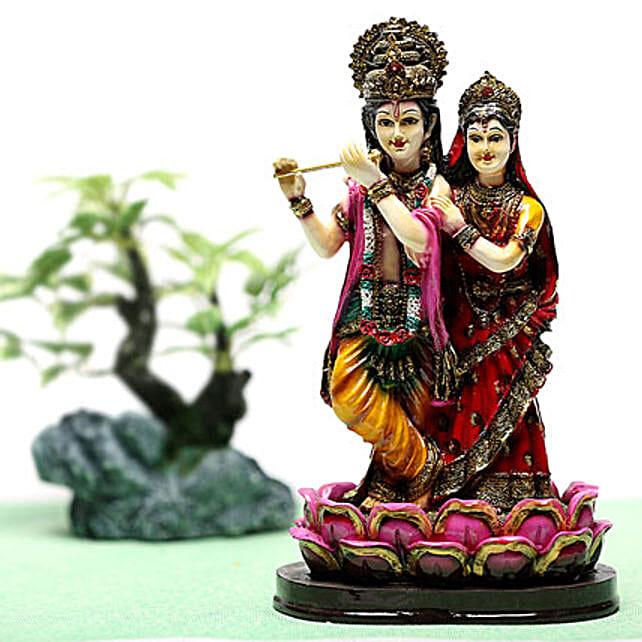 Radha Krishan Idol-Radha Krishna