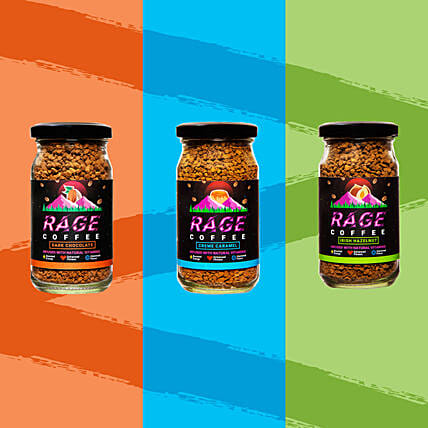 Rage Refreshing Instant Coffee Hamper