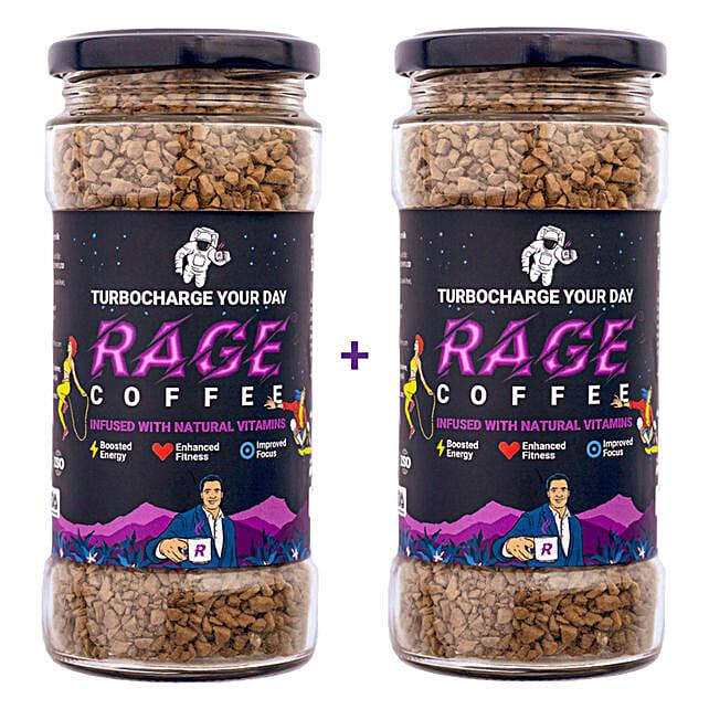 Rage Rich Aroma Premium Arabica Instant Coffee
