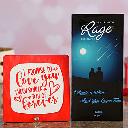 Rage Signature Chocolate & Love You Table Top Online