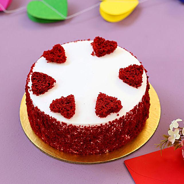 Red Velvet Cake For Her