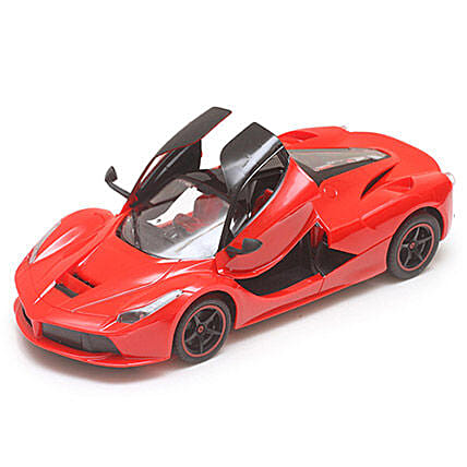 RC Ferrari Toy Car