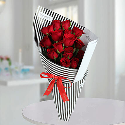 Red Roses Bunch Online