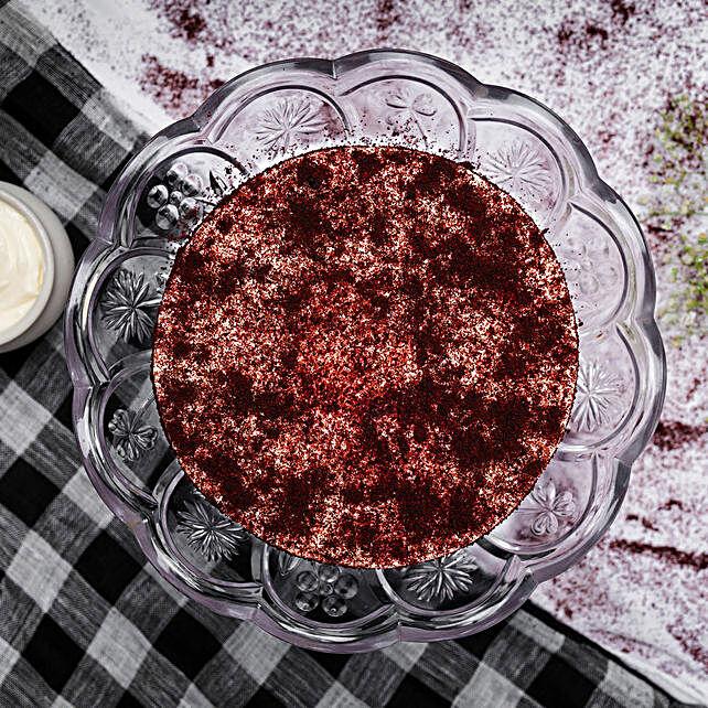 Red velvet Almond Flour FIT Cake