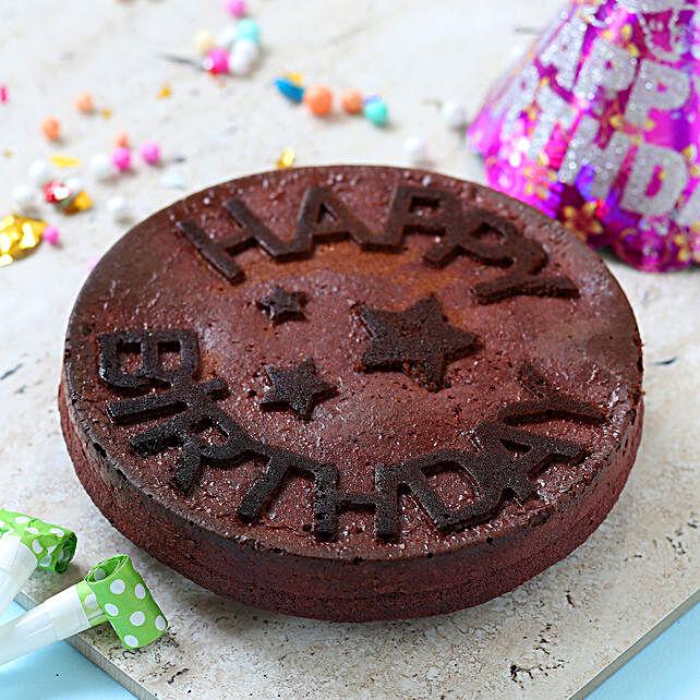eggless birthday dry cake online