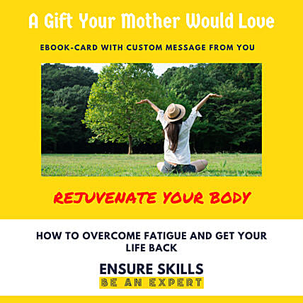 Personalised E-book Card For Mothers Day