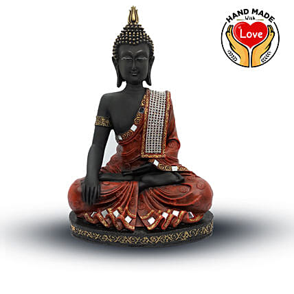 Resin Diamond Buddha Figurine Online