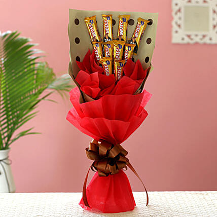 5 Star Chocolate Bouquet