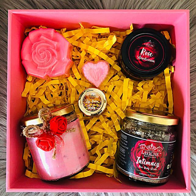 Rose Essentials Gift Box