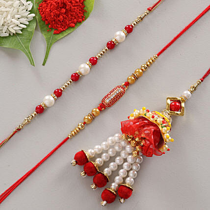 exclusive royal designer rakhi online