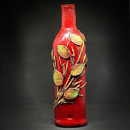 Online Ruby Bottle Vase