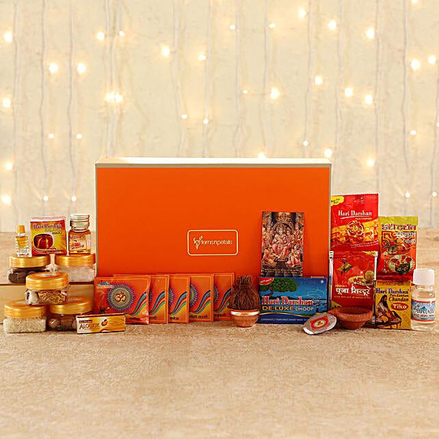 Online Pooja Samagri Box Online:Dussehra Gifts