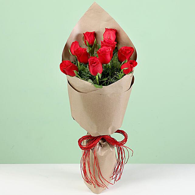 Buy Online Red Roses