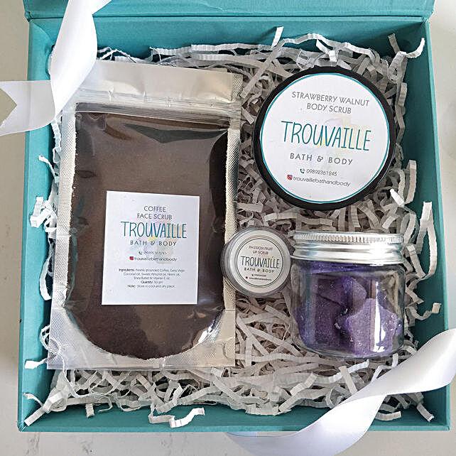 Scrub Away Gift Box
