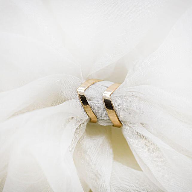 Online Golden Ring For Her