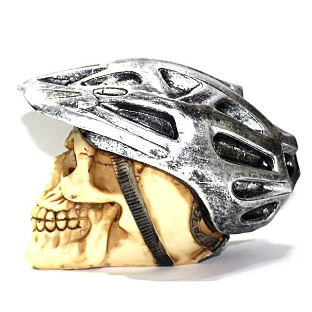 Skull Ghost Rider Show Piece