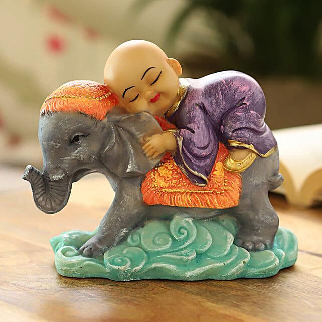online sleeping monk idol online:Buddha Gifts