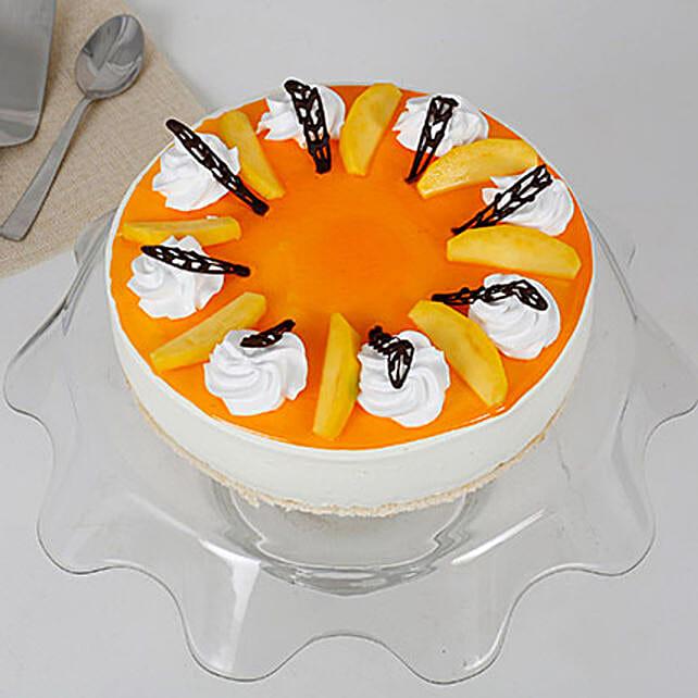 Fresh Mango Cake