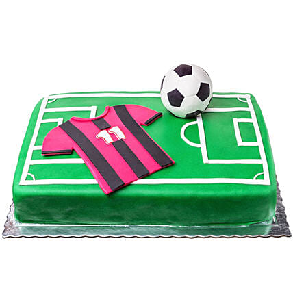 football theme cake online