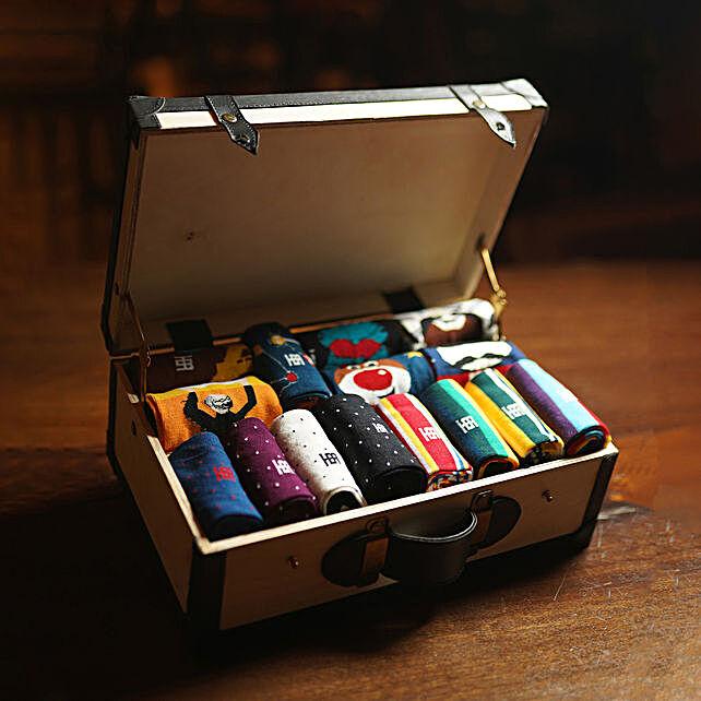 SockSoho Socks The Ultimate Collection:Apparel Gifts