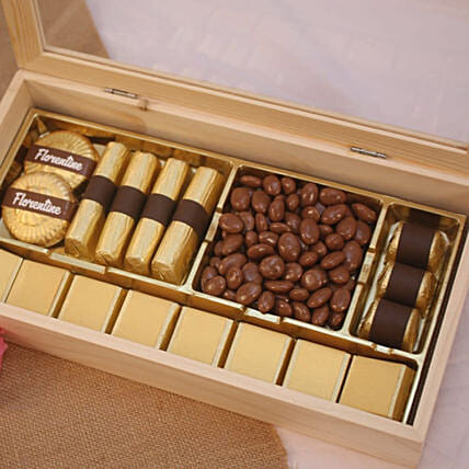 Special Choco Treat Tray