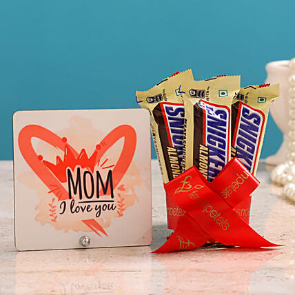 Special Chocolatey Love For Mom