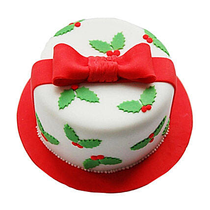 Special Christmas Gift Cake 3kg Eggless