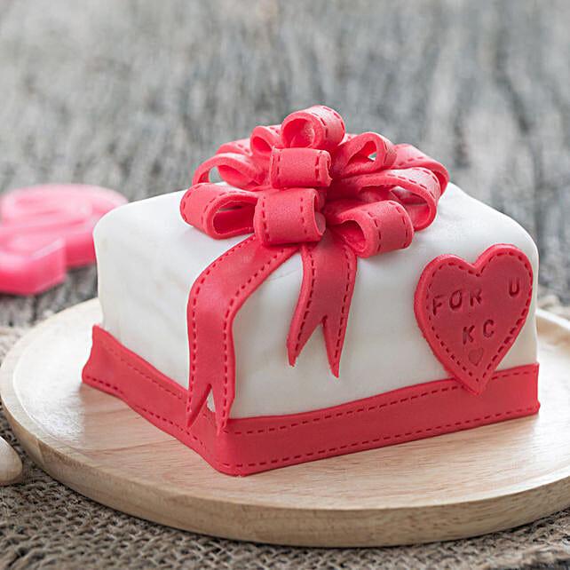 fondant cake online
