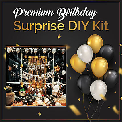 Special Premium Birthday Decoration Kit
