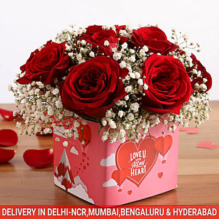 Online Special Red Roses