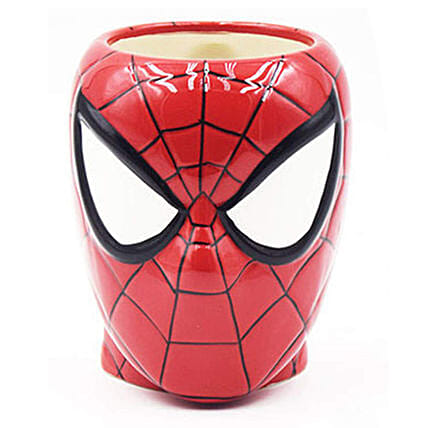 Online  Spiderman Mug