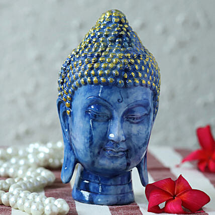 best marble finish buddha idol