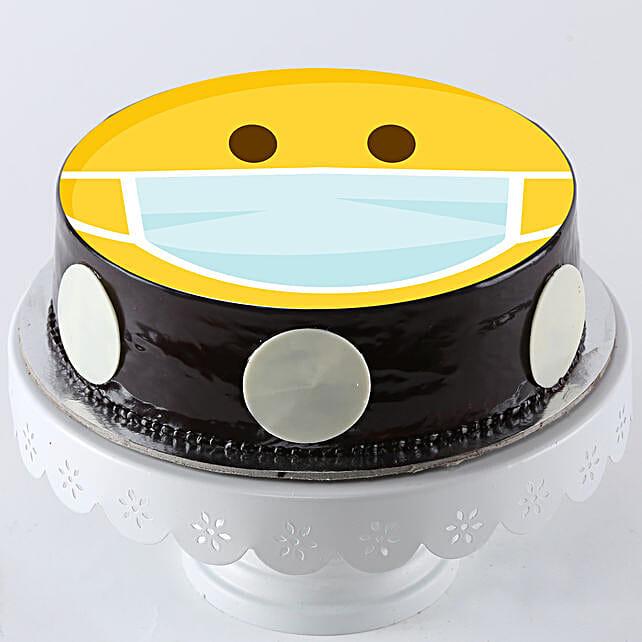 Online Emoji Cake