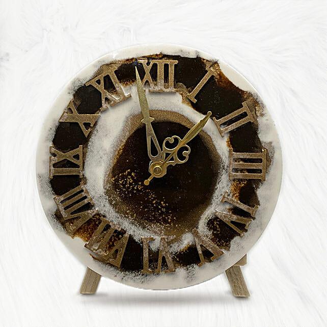 Online Stone Desk clock