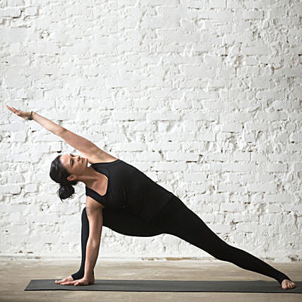 Strength Yoga Session On Video Call