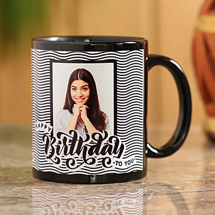birthday personalised mug for her