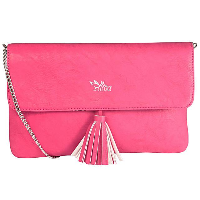 Stunning Pink Sling Bag