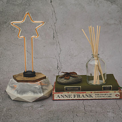Stylish Hexalite Star Lamp