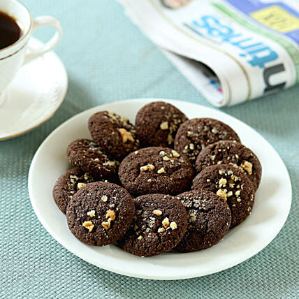 Gluten Free Choco Cookies Online:Desserts Without Sugar