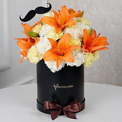 Gorgeous Floral Arragement for him