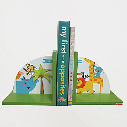 Super Bookend AnimalOnline