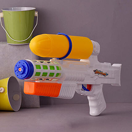 Super Power Bazoka Water Gun:Send Pichkaris
