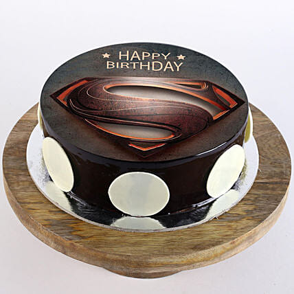 chocolate photo cake online