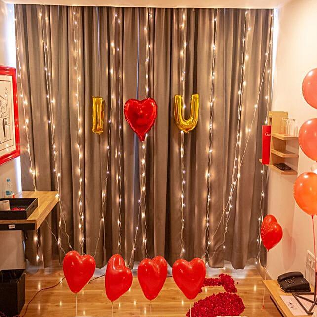 Surprise Your Love Decoration