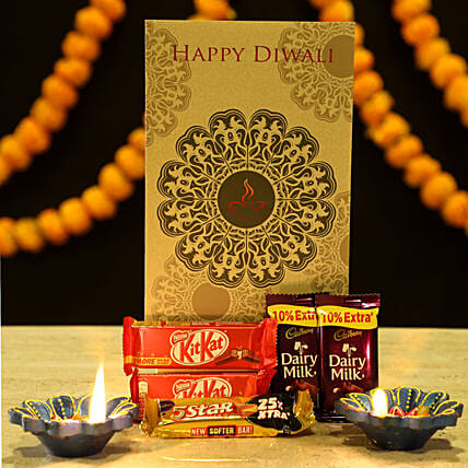 Online Sweets And Diwali Greetings