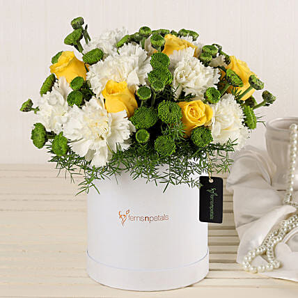 Online Flower Arrangement:Premium Flowers
