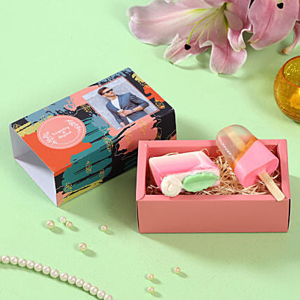 Sweet Tooth Soaps Personalised Box