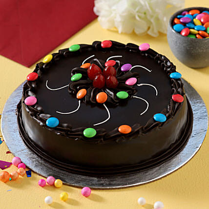 Gems Cakes Online:Birthday Chocolate Cakes