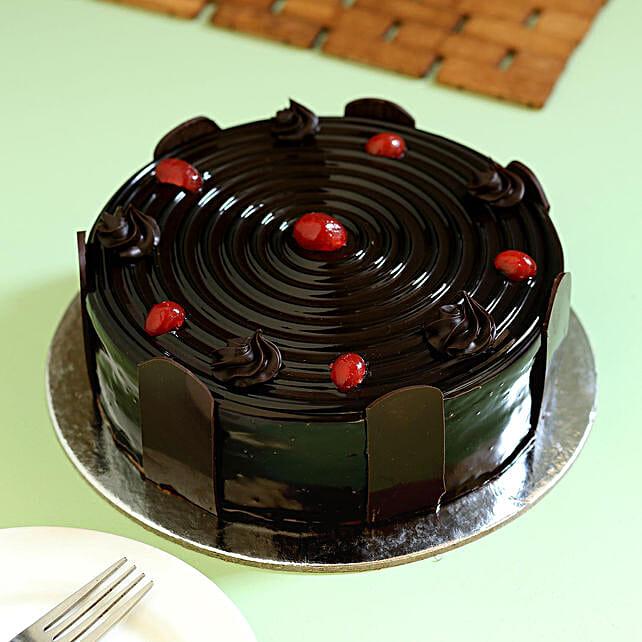 Dark chocolate cake Online Half kg