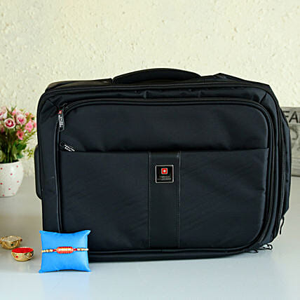 Online Laptop Briefcase And Rakhi